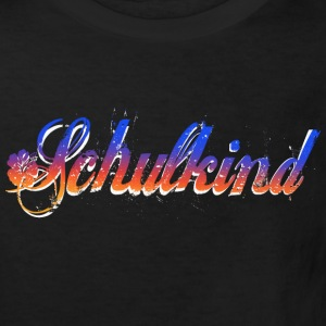 Schulkind 7 - Kinder Bio-T-Shirt