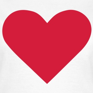 Heart Love T-Shirts - Women's T-Shirt