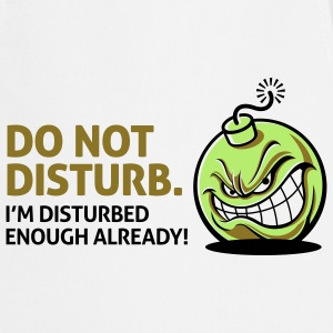Do Not Disturb 2 (3c)++  Aprons - Cooking Apron