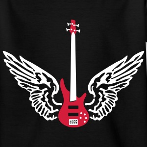 bass_guitar_072011_b_2c Shirts - Teenage T-shirt