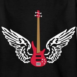 bass_guitar_072011_b_3c Shirts - Teenage T-shirt