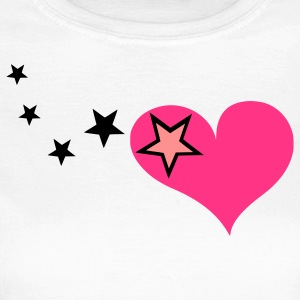 Love Star T-Shirts - Women's T-Shirt