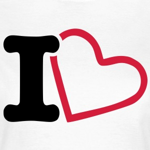 I Love T-Shirts - Women's T-Shirt