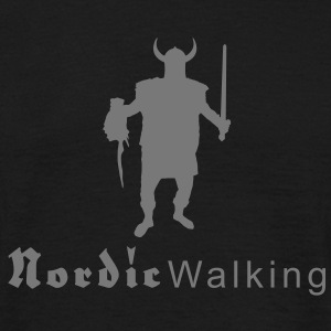 evolution_nordicwalking2 T-Shirts - Männer T-Shirt