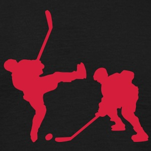 evolution_icehockey5 T-shirts - T-shirt Homme