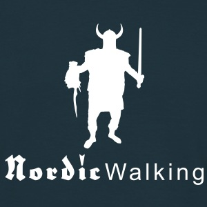 evolution_nordicwalking2 T-skjorter - T-skjorte for menn