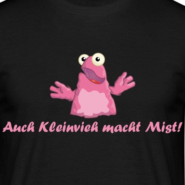 """T-Shirt """"Auch Kleinvieh macht Mist!"""""""