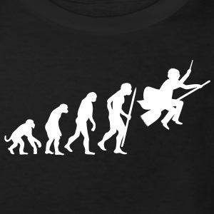 Evolution of Harry p Kids' Shirts - Kids' Organic T-shirt