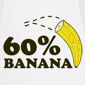 60% Banana  Aprons - Cooking Apron