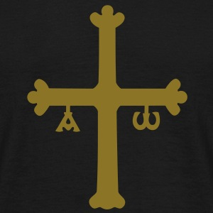 cross - ao T-Shirts - Men's T-Shirt