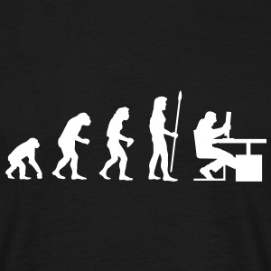 evolution_pc_2 T-Shirts - Men's T-Shirt
