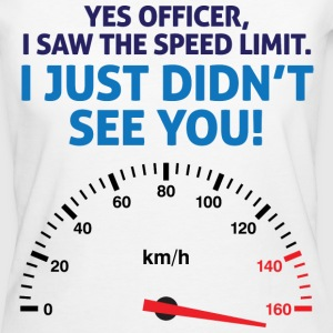 Speed Limit 1 (dd)++ T-shirts - Organic damer