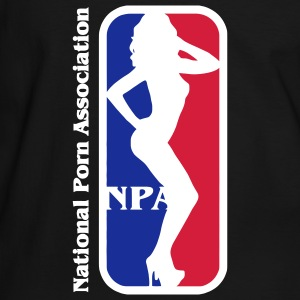 NBA? Pas de NPA - Association nationale des Porn Porn Star Tee shirts - T-shirt contraste Homme