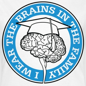Wear The Brains 1 (dd)++ T-shirts - T-shirt Femme