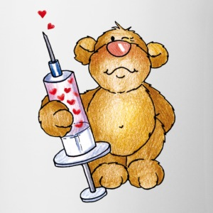 Little Bear and the syringe Kubki - Kubek