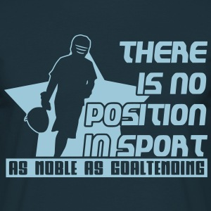 No Position in Sport (lax) T-Shirts - Men's T-Shirt