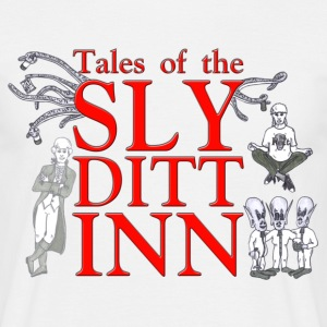 Tales of the Sly Ditt Inn - Men's T-Shirt