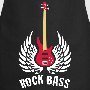 bass_guitar_072011_k_3c  Aprons - Cooking Apron