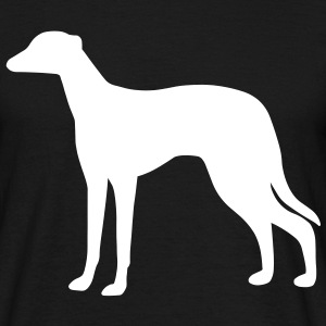 Greyhound Dog T-Shirts - Men's T-Shirt