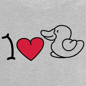 I love ducks Babytröjor - Baby-T-shirt