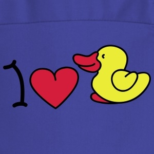 I love ducks Delantales - Delantal de cocina
