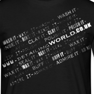 Design ~ Detailing World 'Detail it' T-Shirt (Men's)