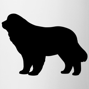 Newfoundland Dog Mugs  - Mug