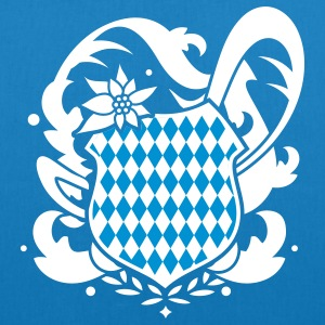A Bavarian emblem Bags  - EarthPositive Tote Bag