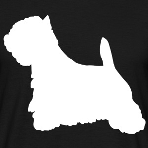 West Highland Terrier T-Shirts - Men's T-Shirt