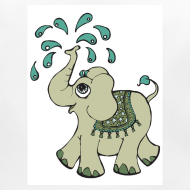Motiv ~ Elephant boy