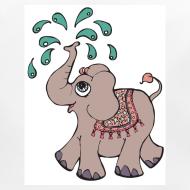 Motiv ~ Elephant girl