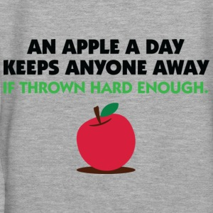 An Apple A Day 2 (dd)++ Sweatshirts - Dame Premium hættetrøje