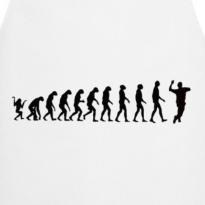evolution of cricket  Aprons - Cooking Apron
