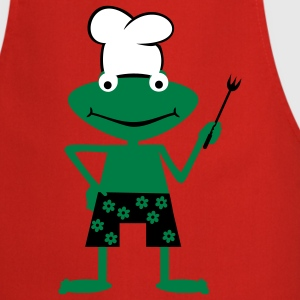 Cooking frog  Aprons - Cooking Apron