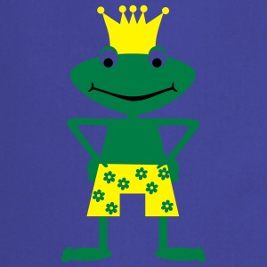 Frog King  Aprons - Cooking Apron
