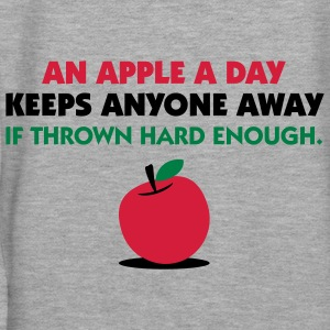 An Apple A Day 2 (3c)++ Hoodies & Sweatshirts - Women's Premium Hoodie