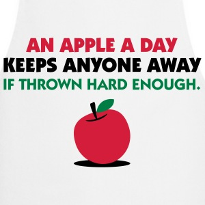 An Apple A Day 2 (3c)++  Aprons - Cooking Apron