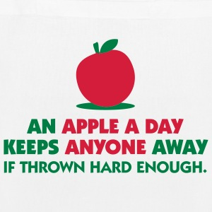 An Apple A Day 1 (2c)++ Bags  - EarthPositive Tote Bag