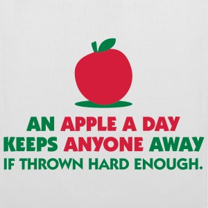 An Apple A Day 1 (2c)++ Bags  - Tote Bag
