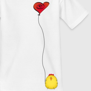 Lovely Chicken Shirts - Teenage T-shirt