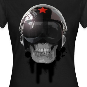 tshirt ccp helmet of death by customstyle T-shirts - T-shirt Femme