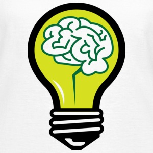 Brainlight (dd)++ T-shirts - T-shirt dam