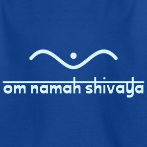 OM NAMAH SHIVAYA | Kindershirt - Teenager T-Shirt