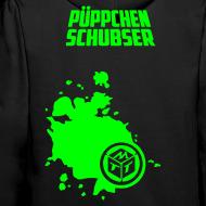 Motiv ~ Püppchen Schubser | Kaputzenpullover