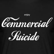 Motiv ~ Enjoy Shirt schwarz