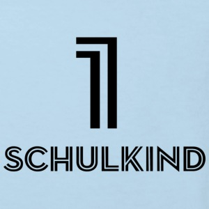 Schulkind 8 - Kinder Bio-T-Shirt