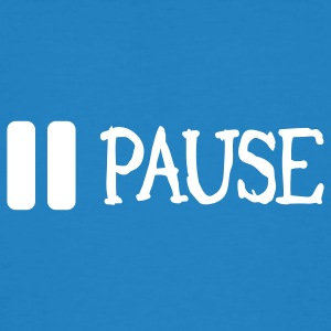 pause Tee shirts - T-shirt bio Homme