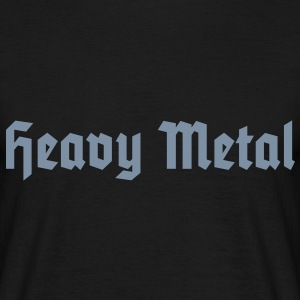 Heavy Metal, T-Shirt - Men's T-Shirt