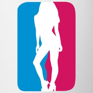 Girl - JGA - NBA Tassen - Tasse