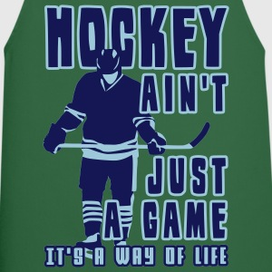 'Hockey Ain't Just A Game' Apron - Kochschürze